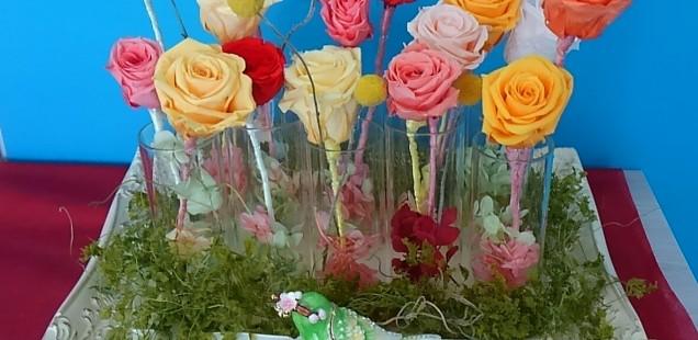 FLOWERS 【2018.4月】